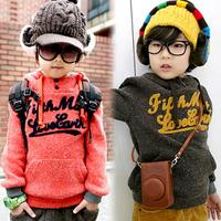 2015 spring boys clothing girls clothing sweatshirt outerwear fleece kids hoody
