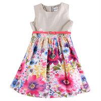 Princess Dress for Girls Nova Cute Floral Dress for Girls Summer Children Girls Party Dress cotton Dress Girl H5750