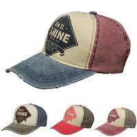 Wholesale Fashion Women/Men Jeans Vintage Letter Shine Casual Sport Hat Colorful Sun Outdoor Hip Hop Cap Z4067
