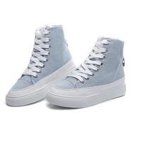 2015 promotion fashion women sneakers wedge muffin bottom spring platform sneaker sapatilhas femininos women shoes53