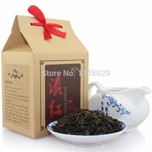 Top !100g Dianhong 58 Classic Yunnan Black Tea Chinese Red Tea Dian Hong China Organic Tea For Weight Loss