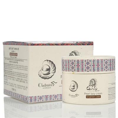 Hot Sale 100% Quality assurance O'admire face cream whitening Lazy pearl cream moisturizer skin lightening 50ml 726496#(China (Mainland))