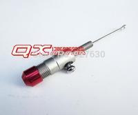 Free Shipping CNC Aluminum Hydraulic Clutch Master Cylinder Pump Rod For Honda Motorcycle Dirt Pit Bike 110 125 150 200CC