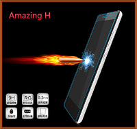 High Quality Amazing H+ Nanometer Anti-Explosion Tempered Glass Screen Protector Film For Xiaomi Note Free Shipping