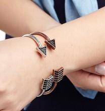 Tide Ms new Korean Model vintage crystal bracelet jewelry gift Hot style Cupid bracelets B123Sell well