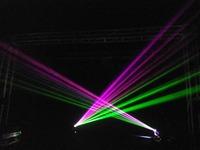 280W  3D  magic gobo effect osram super bright beam lighting