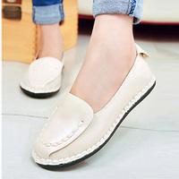 NEW 2015 women fashion flats oxford shoes woman genuine leather shoes Comfort woman Shoes sapatos femininos sapatilha HOT SALE30