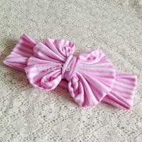 Free shipping Jersey Baby Head wrap headband