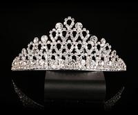 retail wholesale tower design tiara/crown lady/girls/ rhinestone crystal party, bridal wedding tiara queen crown in bulk !!