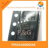 TPS54360DDAR IC REG BUCK ADJ 3.5A 8SOPWRPAD