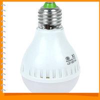 2pcs! Energy-saving 7W E27 220V 12 x 2835 LED Bulb White / Warm White Light LED Lamp Bulb for Home Use Dropship & Wholesale