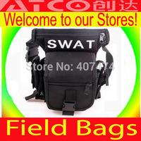 Army Field Bag Multifunctional leg bag / Purse / Single Shoulder Bag  leisure tactical packetfield backpack