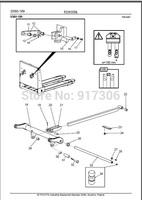 Toyota BT Forklifts Master Service Manual - 6FB10,14,15,18,20,25,30