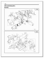 Toyota BT Forklifts Master Service Manual - 7FG, 7FD 35-50
