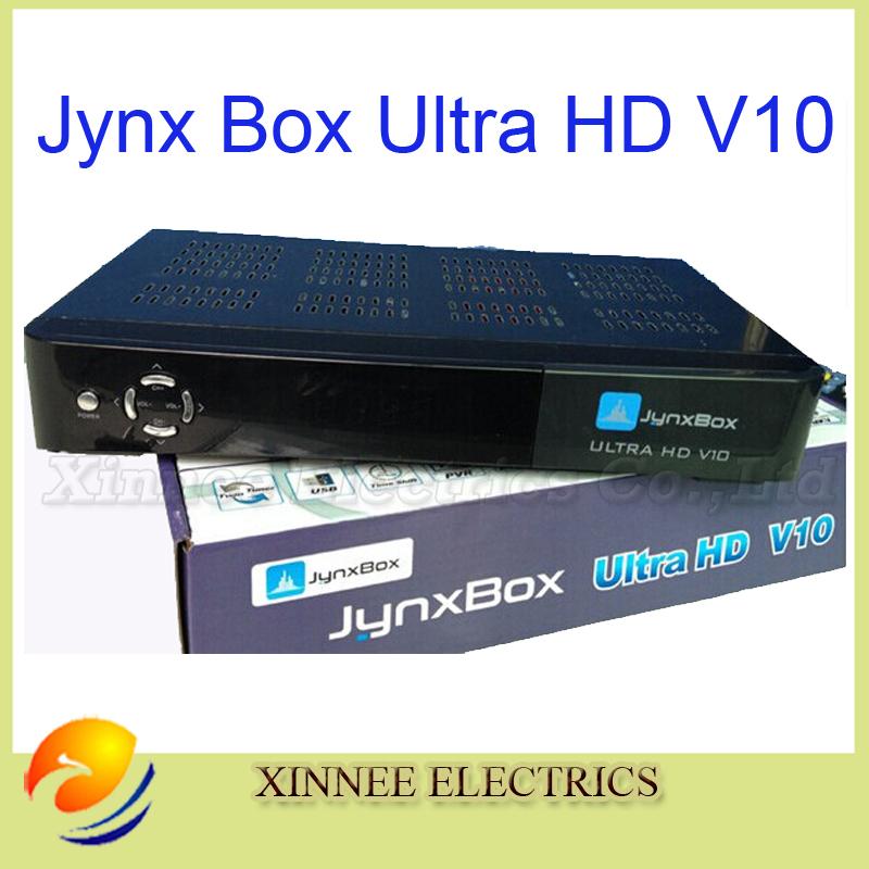 Satellite TV Receiver Jynxbox Ultra HD V10 JB200 8PSK Module Wifi Antenna Jynxbox V10 Support DVB-S2 ATSC For North America(China (Mainland))