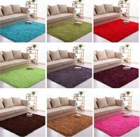 40*60cm Plush Velvet Carpet and Rugs for Living Room Table Bedroom Carpet Mat Customize Door Floor Fleece Bathroom Kitchen
