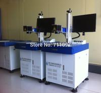 Free shipping Economy TGX-20W Fiber Laser Marking Machine