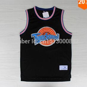 byyhpb Buy Space Jam Michael Jordan Jersey #23 Tune Squad Basketball