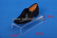 27X12X8CM acrylic shoe rack