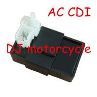 150CC Pit Bike Ignition CDI Box Promotion   6 Pin AC CDI Box For Yamaha Pit Bike ATV SSR SDG CRF KLX CRZ Taotao Jaja  140 160CC