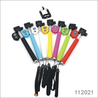 300sets/lot (300pcs Z07-1 Monopod+300pcs phone holder +300pcs Bluetooth Shutter )for iPhone 4S 5S Samsung Android S3 S4 S5 Note3