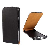 200pcs/lot For Samsung Galaxy S5 i9600 Vertical Flip Genuine Leather Case Cover, Free Shipping