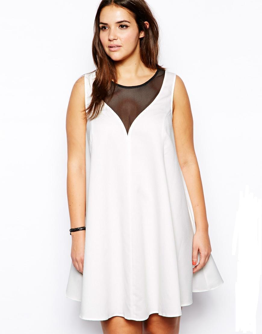 Women Bodycon Vestidos Dresses 6xl Plus Size Lady Summer ...