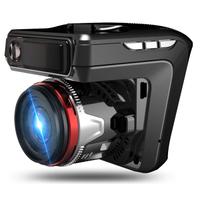 """7 Fronts USA Top One GPS Electric Dog 1600W Pixels Car Camera Original HD1080P 2.4"""" Radar Detector Video Recorder Car DVR"""