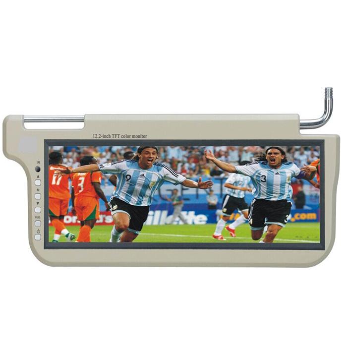 Автомобильный DVD плеер ISEE 12.2 TFT LCD автомобильный dvd плеер 100