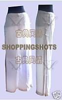 Chinese pantaloon pants trouser breeches clothes 071101(China (Mainland))