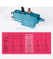 air pneumatic grease Butter quantitative valves, dispensing valves,grease oil metering following control valve