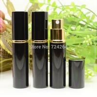 wholesale 5ML spray bottle refillable perfume bottle  perfume atomizer Glass container  Vaporizer bottle 10pcs/lot 02415A