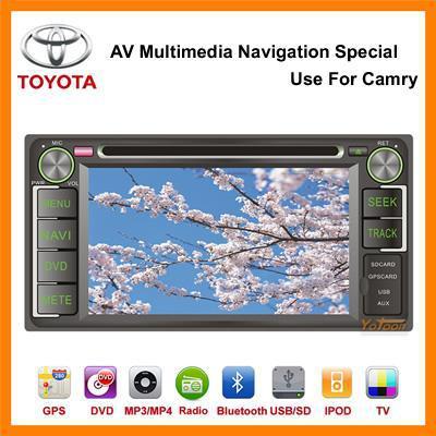 GPS-навигатор 8/dvd GPS Toyota Camry gps навигатор lexand sa5 hd