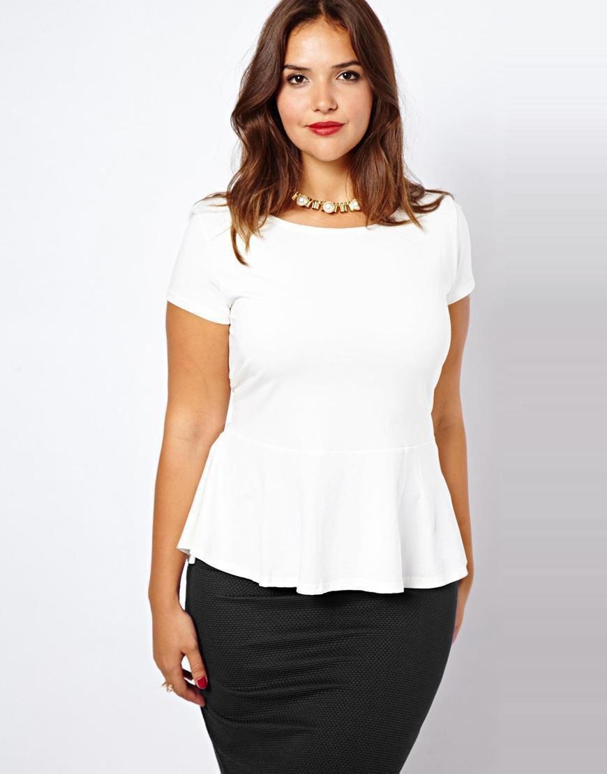 Elegant Shirt For Fat Women