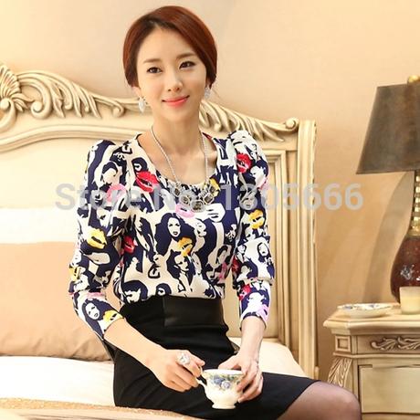 Женские блузки и Рубашки Brand  new chiffion o M-L-XL-XXL женские блузки и рубашки xs s m l xl xxl v ms04