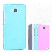 2014  Anti Slip Flexible TPU Protective soft TPU Silicon Case cover For Xiaomi Redmi 2 hongmi 2 Red Rice 2 4G LTE phone 5pcs/lot