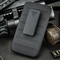 Black Case Holster Case For LG G2 Mini Armor Combo Protector Case for LG G2 Mini D618 D620 Protective Cover Case With Belt Clip