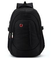 Nylon Swisslander Laptop backpack Waterproof Large Space, 15 Inch, Brand travel bags, luggage Men&Women Swisswin School BK277