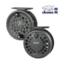 OKUMA Vintage Fly Fishing Reel Large Arbor Saltwater Fly Reel