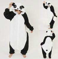 New Adult Animal Pajamas Kung Fu Panda Pajamas Sleepsuit Onesie Sleepwear Unisex Cosplay Free Shipping