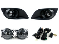 REPLACEMENT FRONT FOG LAMP FOR SUZUKI SWIFT 2012 FOG LIGHTS /WIRING KIT INCLUDED
