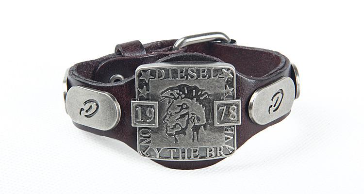 1978 Luxury brand Genuine leather Maori bracelet for women men fashion casual charming bracelets for dressing