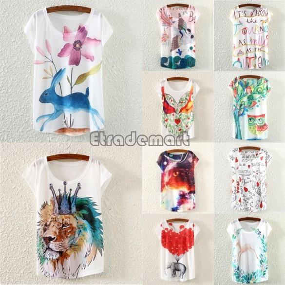 Женская футболка Brand New#E_M