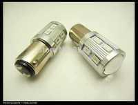 1 pcs/lot 1157 BAY15D 12 SMD 5630 + 1 Cree LED brake light parking Light Bulb stop Brake Lamp white blue red