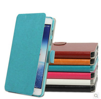 2014 Free Shipping New Fashion Special Flip Leather Case Cover For Acer Liquid E700 Phone