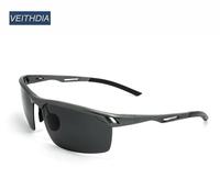2015 Brand Alloy Frame Polarized Sunglasses Men Sports Driving Travel Fishing Eyewear 9203 FREE SHIPPING