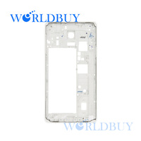 High Quality Middle Frame Bezel Replacement For Samsung Galaxy Note 4 N9100 Free Shipping UPS DHL FEDEX EMS HKPAM CPAM