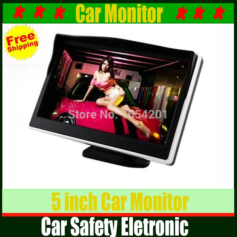 Автомобильный монитор tft 5 , DVD монитор tft 19