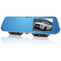 "G902 Mini Original HD1080P 4.3"" 140 Degree Bluetooth HandsFreeLink Car DVR Vehicle Camera G-sensor Loop Video Video Recorder"