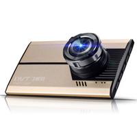 Original Gold USA Most Popular Great Look 3.0 Inch 1200W WDR Car DVR Vehicle Camera Video Recorder Dash Cam G-sensor HDMI